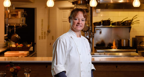 Lisa Ruoff, Chef Instructor