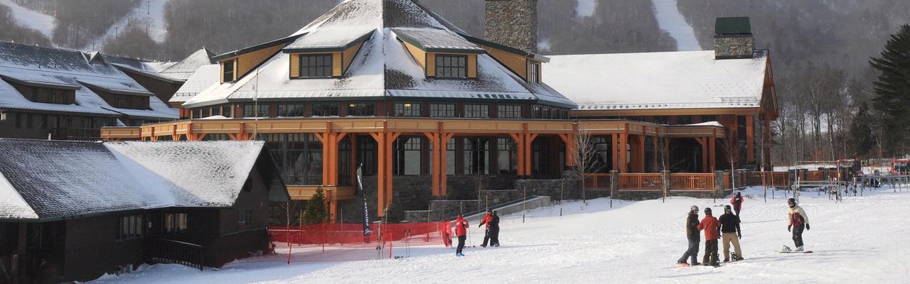 Stowe Mountain Resort skiing