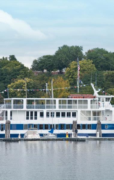 Spirit of Ethan Allen boat cruise